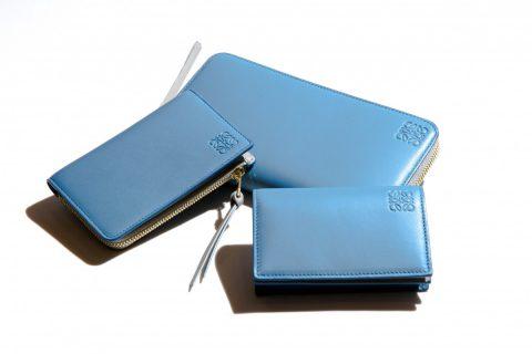 ロエベ、春新作、財布