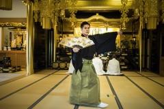 【GLAMなオトコ】Vol.7 梅川壱ノ介、バレエ、歌舞伎の世界を経て舞踊家へ。オンリーワンの道を行く葛藤とは?