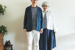 【bonpon511さんインタビュー】60代おしゃれ夫婦のファッション遍歴【中編】