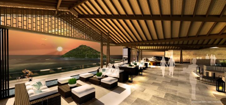 アヤナ コモド リゾート 五つ星ホテル