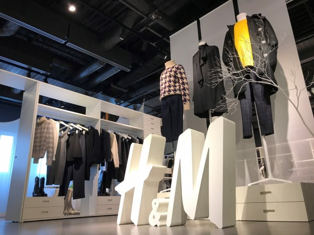 H&M Showroom