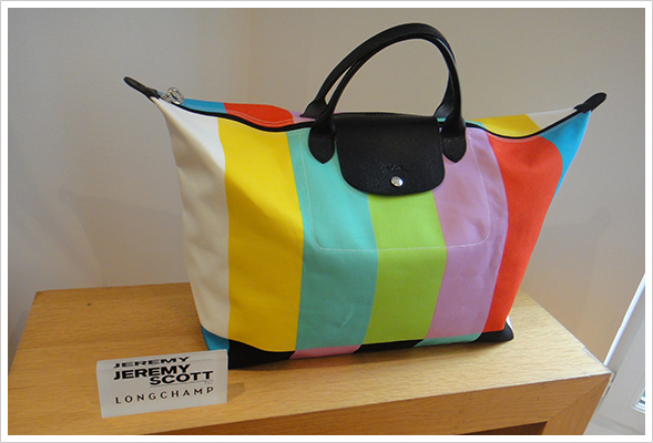 Longchamp 2014S/S Collection
