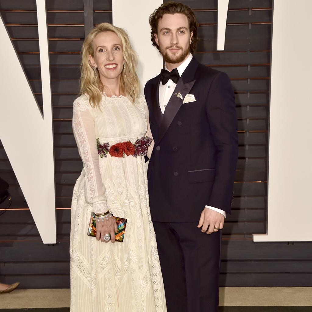 アーロン・テイラー=ジョンソン、24歳年上妻のサムは赤い糸で結ばれた ...