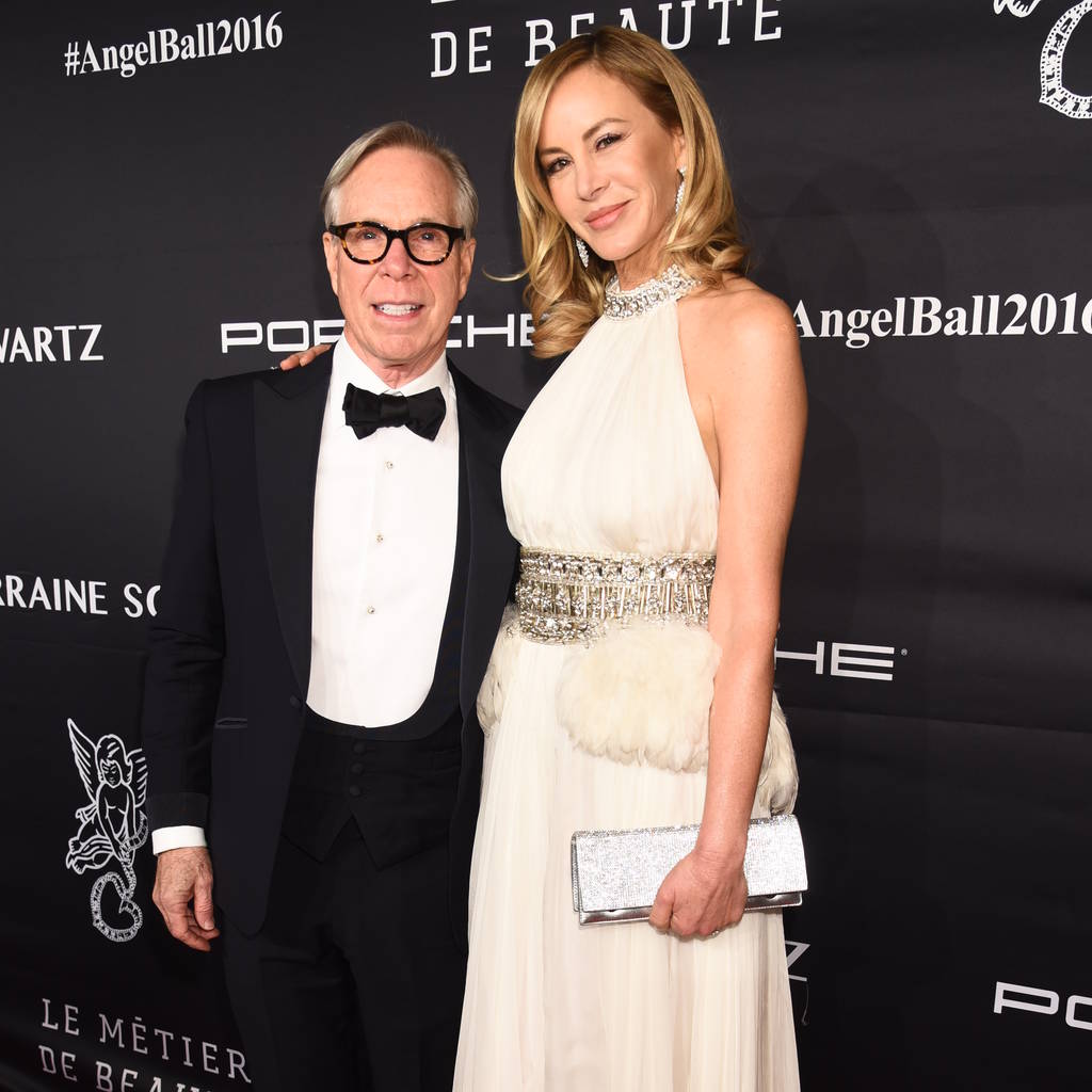 Tommy Hilfiger and his wife Dee Ocleppo Hilfiger